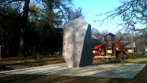 Grad Vukovar je dobio prvu betonsku stjenu za penjanje