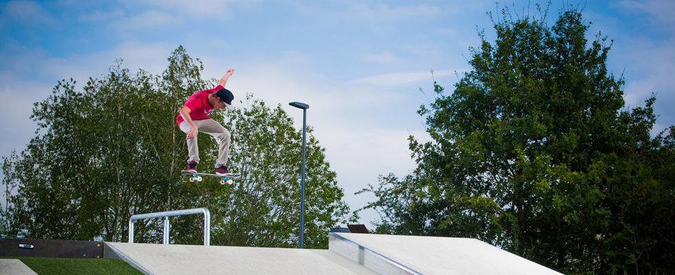 Kvalitetna izvedba betonskog Skate Parka je od sada dostupna svima.